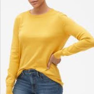 GAP (for Good)~Crewneck Pullover Sweater~M